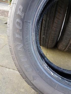Dunlop Sport Fast Response 195/65/15 in stare foarte buna fara defecte