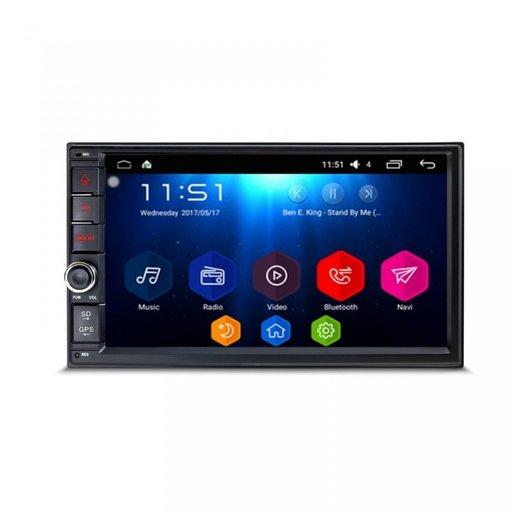 Dvd Gps Auto Navigatie Android Hyundai Tucson Terracan Accent Elantra Sonata CARKIT USB TV NAVD-T7200N