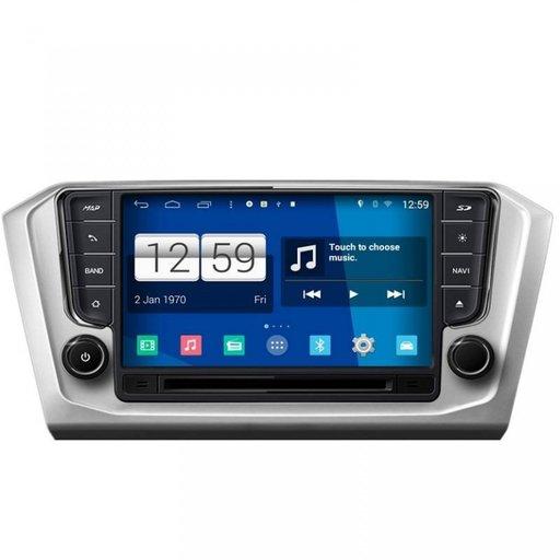 DVD GPS AUTO NAVIGATIE DEDICATA Android Volkswagen Passat B8 2014 NAVD-M518
