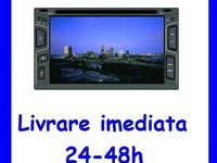 DVD Player Auto 6.4inch Bluetooth 2 DIN F154