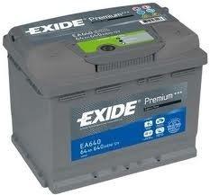 Ea640 baterie exide premium 64ah
