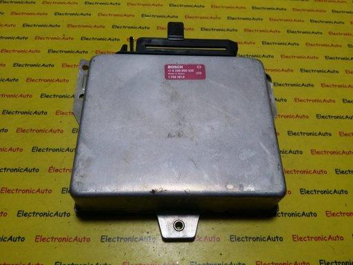 ECU Calculator motor BMW 0280000330, 17061619