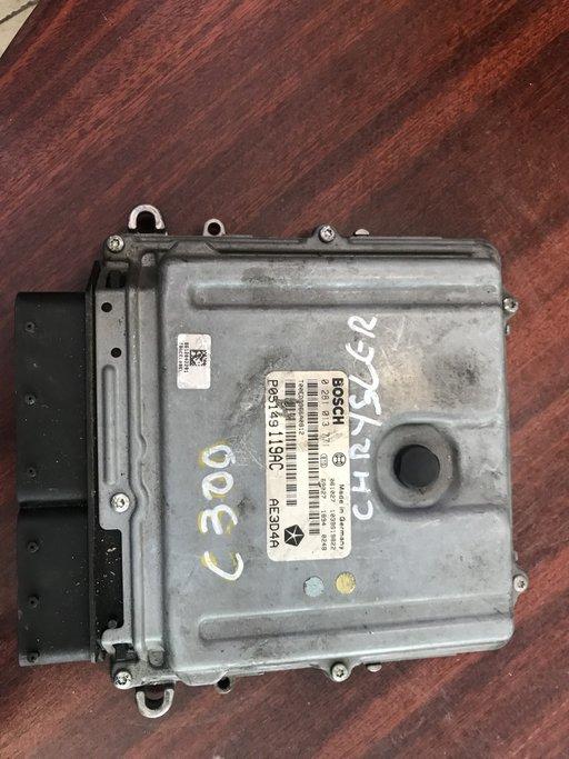 ECU Calculator motor Chrysler 300C 3.0CRD P05149119AB 0281013771 EDC16CP31