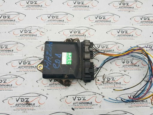 ECU Calculator Motor Mazda 6 2.0