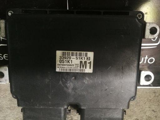 Ecu calculator motor opel agila 1.2 cod: 3392051K13