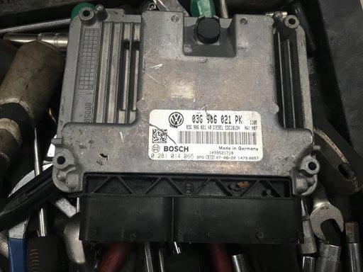 Ecu Calculator motor Vw Golf 5 1.9 TDI BLS 2007 2008 2009