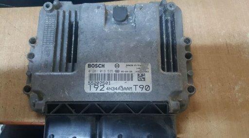 ECU, Fiat Stilo 1.9 JTD 8V, 0281013535