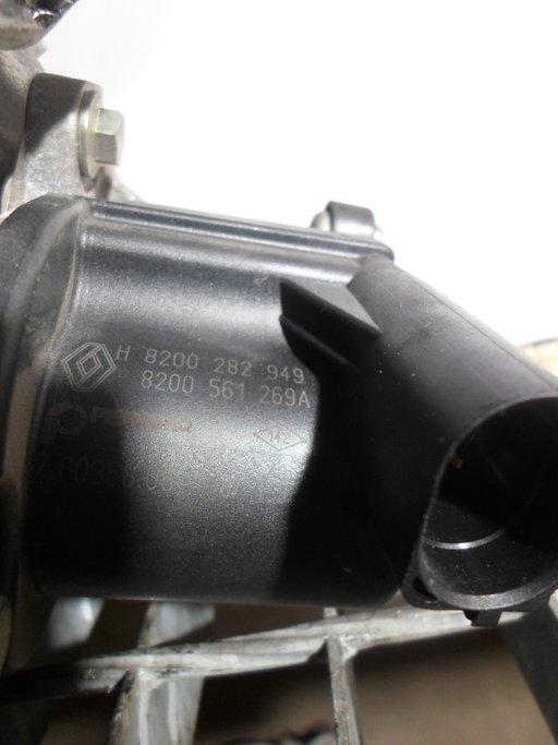 Egr Dacia Logan (LS0K,LS0W,FS0K,FS0W,KS0K,KS0W,US0K,US0W) 2007-2009