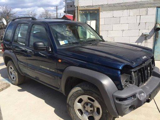 EGR Jeep Cherokee 2.8CRD 2003