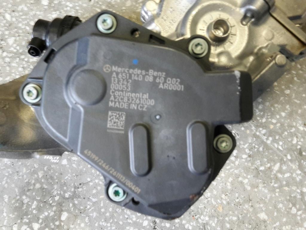 EGR Mercedes 2.1 CDI TIP 651