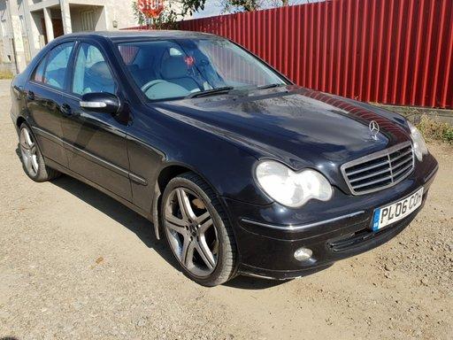 EGR Mercedes C-Class W203 2006 om642 3.0 cdi 224cp 3.0 cdi