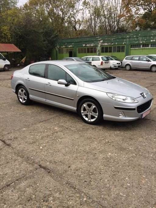 Egr peugeout 407 2.0 hdi