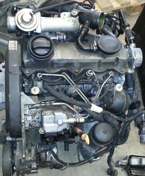Egr Skoda Octavia 1.9 tdi 81 kw 110 cp cod motor AHF