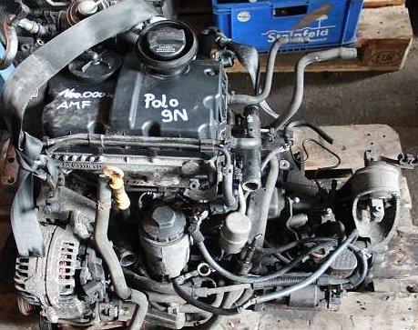 Egr Vw, Audi, Skoda 1.4 tdi 55 kw 75 cp cod motor AMF
