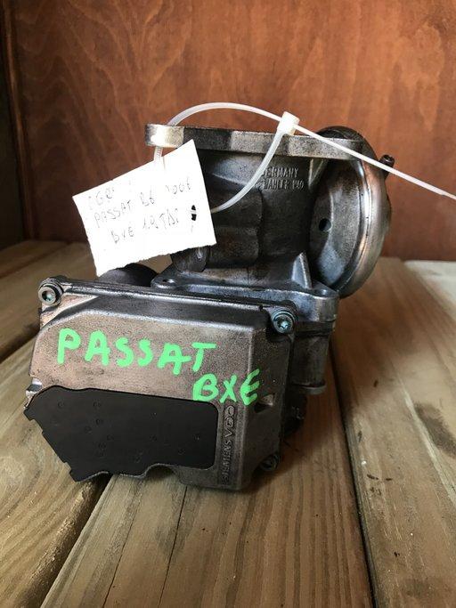 Egr vw Passat B6 1.9 TDI cod motor :BXE