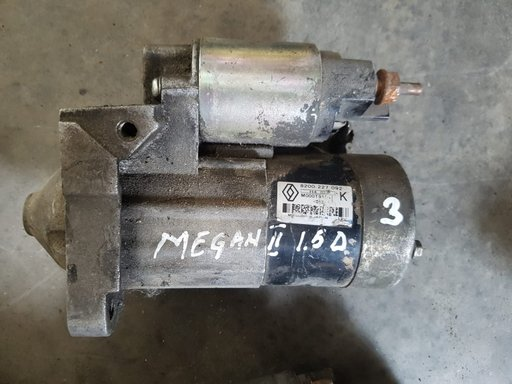 Electromotor 1.5 Dci 8200227092 Renault Clio 2 Megane 2 Scenic Kangoo Logan Nissan Almera Micra