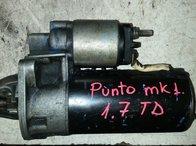 Electromotor Fiat Punto mk1 1,7 TD 1997