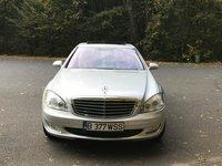 Electromotor Mercedes S-Class W221 2006 4 usi 3500 benzina