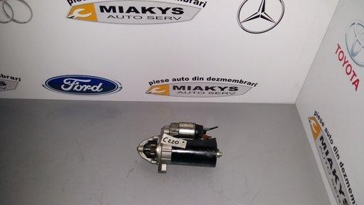 Electromotor Mercedes W204