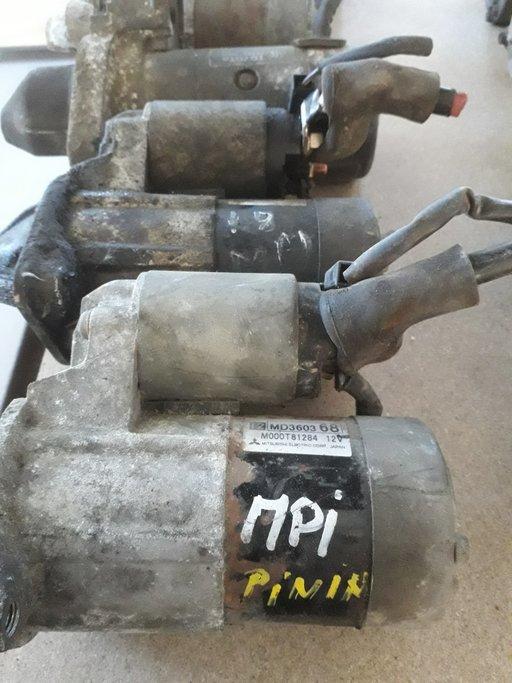 Electromotor mitsubishi pajero pinin,galant,spacestar MD3603