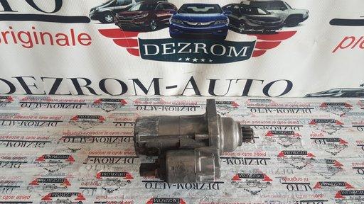 Electromotor original Valeo Skoda Octavia II 1.9TDi 105cp 02M911023N