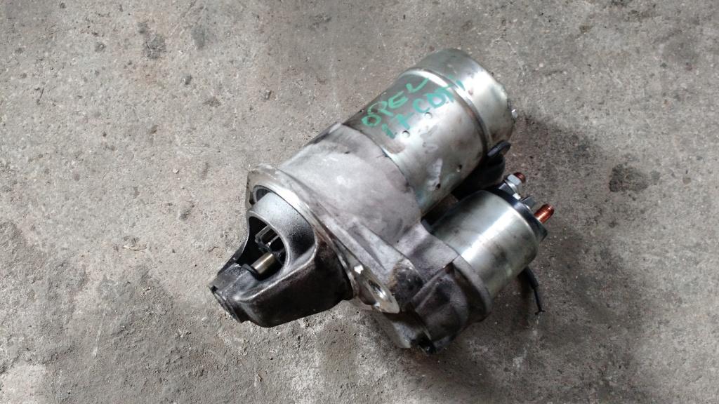 electromotor pentru opel astra h-1.7 cdti - #813279957 - pieseauto.ro