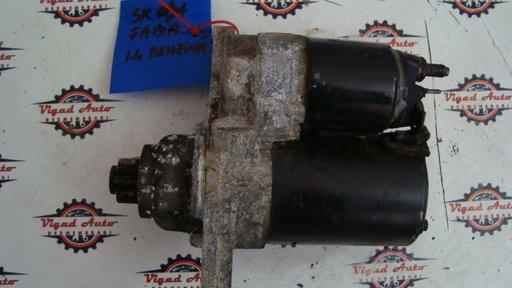 Electromotor Skoda Fabia 1.4 16V motor BBY