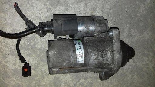 Electromotor Skoda Fabia 2, 1.4 TDI cod: 02Z911023H