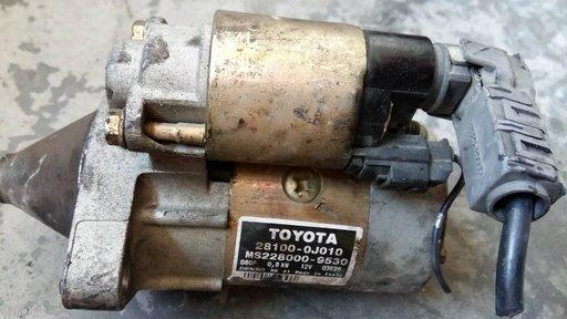 Electromotor toyota yaris 1.0 benz 28100-0j010 ms228000-9530 1999-2005