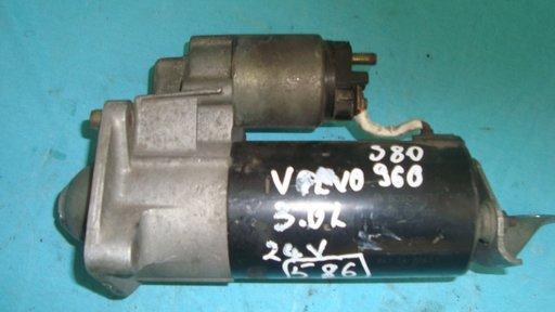 Electromotor Volvo S80 motor 2.9 benzina marca Bosch cod 0001115002 sau 9162400