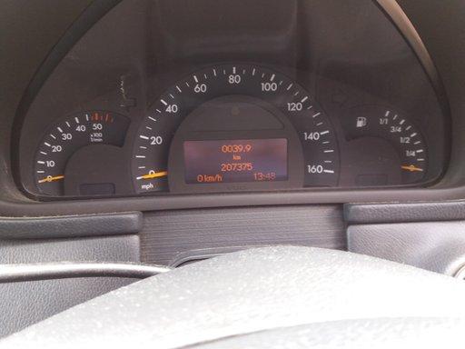 Electroventilator AC clima Mercedes C-CLASS W203 2002 limuzina 2.2CDI