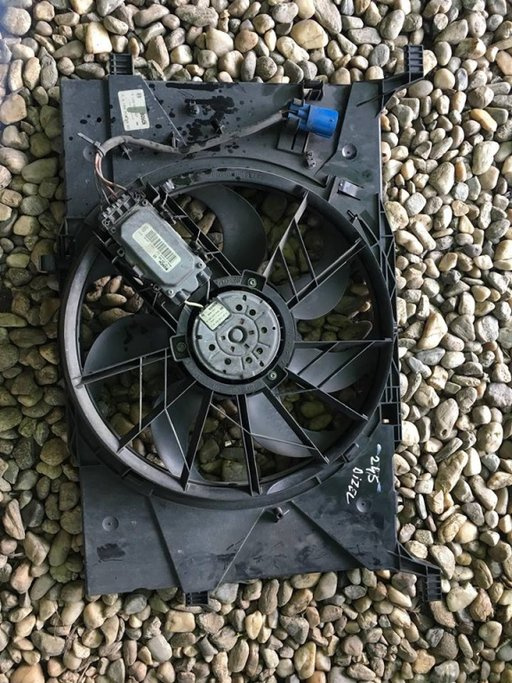 Electroventilator mercedes B class 180 cdi w245 an 2006