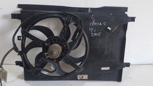 Electroventilator Opel Corsa C 1.0 i