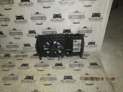 Electroventilator+panou peugeot 307 1.6hdi 109cp 2006