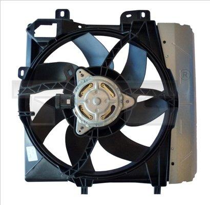 Electroventilator racire producator TYC Cod produs 805-0009