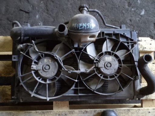 Electroventilator Toyota Avensis 2.0D 2003