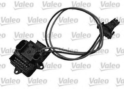 Element control aer conditionat OPEL VIVARO 2001<->2006-,RENAULT TRAFIC 2001<->2006-cu A/C - OEM-VALEO: 509900 VAL509900 - Cod intern: W02357893
