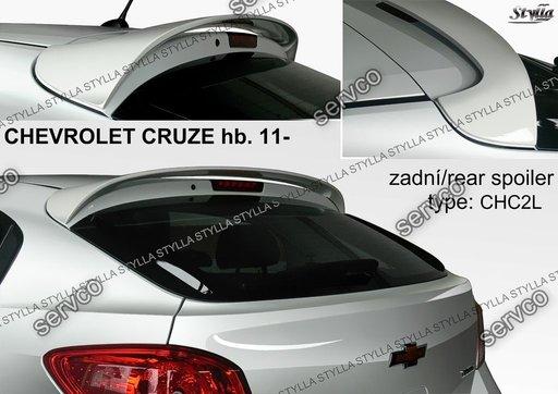 Eleron adaos luneta haion tuning sport Chevrolet Cruze Hatchback 2008-2016 v3