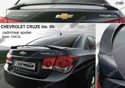 Eleron adaos ornament portbagaj tuning sport Chevrolet Cruze Sedan 2008-2016 v2