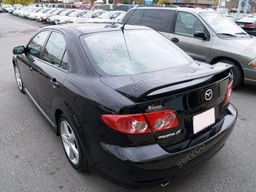 Eleron adaos portbagaj tuning sport Mazda 6 sedan 2002-2008 v1