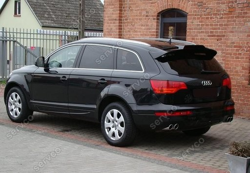 Eleron Audi Q7 ABT eleron luneta hayon