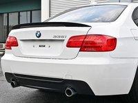 ELERON BMW E92 seria 3 Coupe PERFORMANCE HIGH KICK pentru Portbagaj ⭐⭐⭐⭐⭐