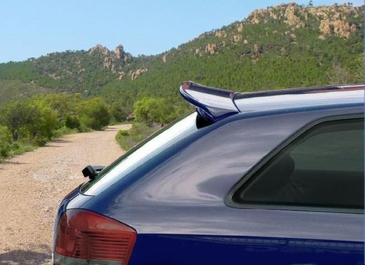 Eleron hayon Audi A3 8P 2003 Coupe od