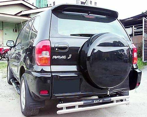 Eleron luneta haion Toyota Rav 4 XA20 2000 2001 2002 2003 2004 2005