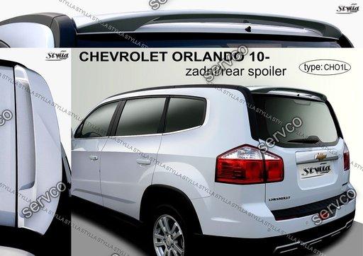 Eleron luneta prelungire adaos haion tuning sport Chevrolet Orlando 2011-2017 v1