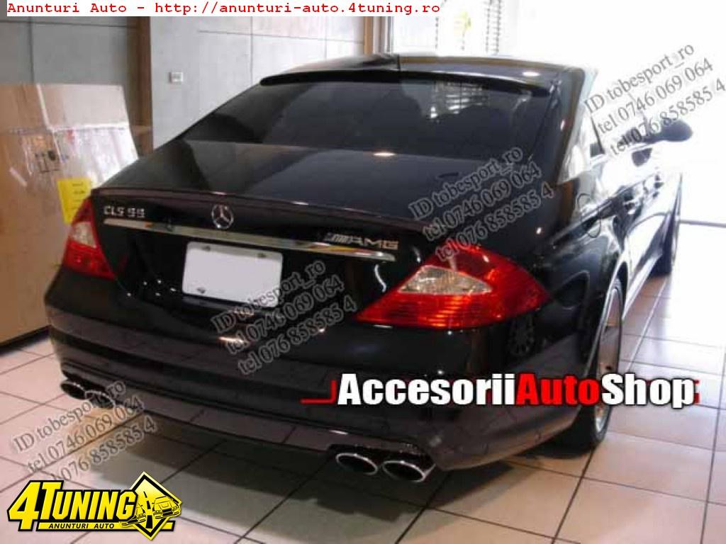 Eleron portbagaj Mercedes CLS W219 Plastic ABS pret