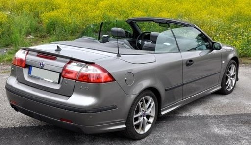 Eleron portbagaj Saab 9-3 9 3 93 cabrio