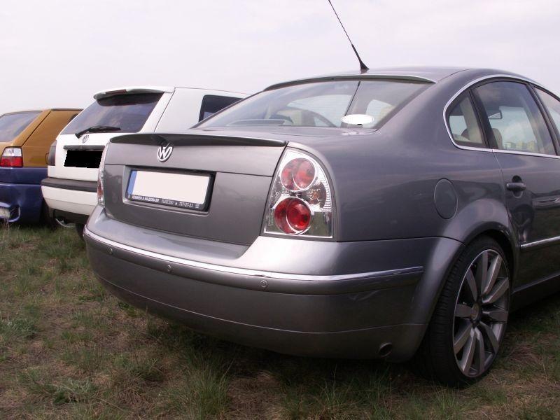 Eleron portbagaj VW Passat sedan B5 Facelift 3BG 2000 2005