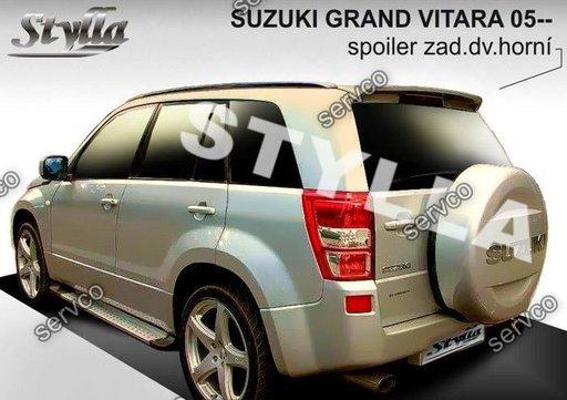 Eleron prelungire haion luneta tuning sport Suzuki Grand Vitara 2005-2015 v1