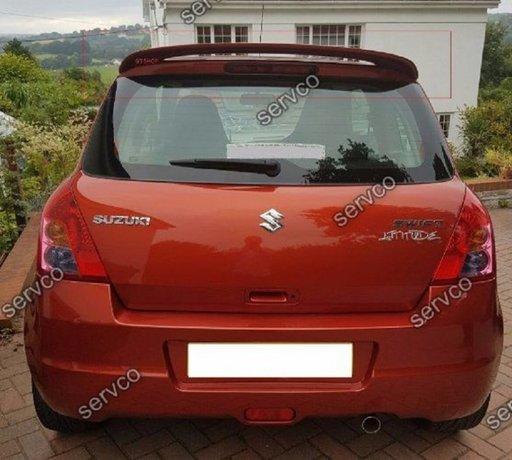 Eleron prelungire haion luneta tuning sport Suzuki Swift RS 2004-2010 v1